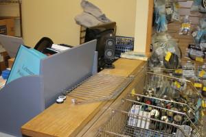 Service & Repair Desk