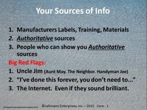 Authoritative Sources 2