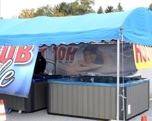 Tent Sale 2015 Tent 1