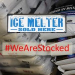 Stocked Ice Melters