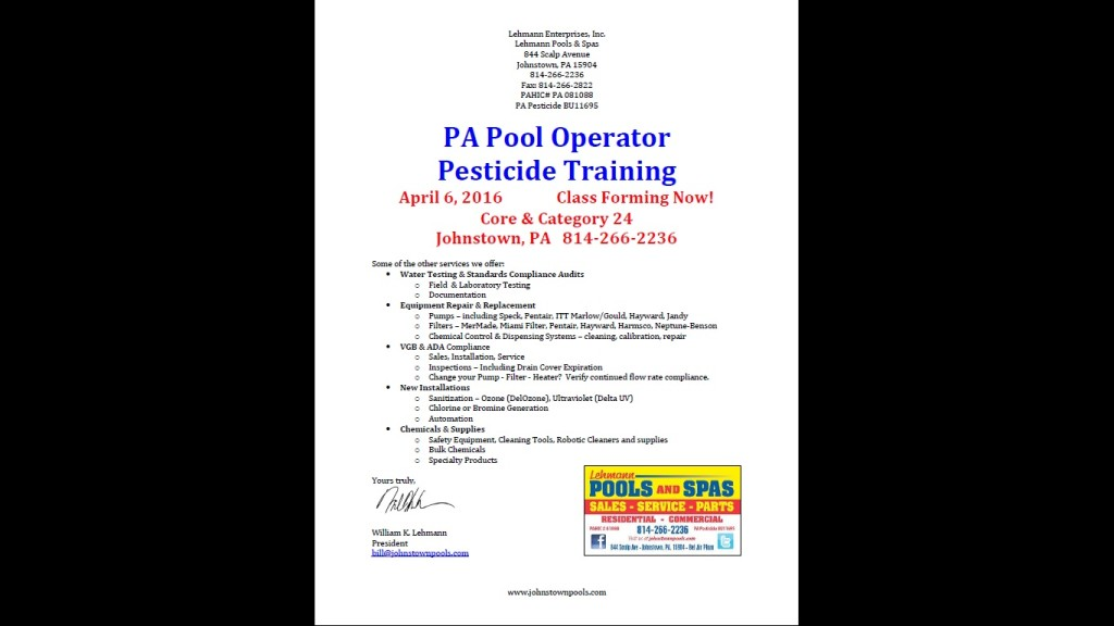 Training April 2016 - The Fax Mailer
